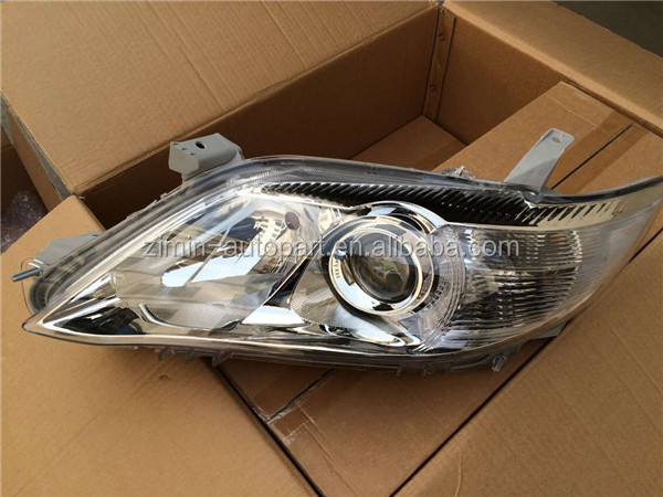 Japanese Car Auto Parts Head Lamp for TOYOTA CAMRY 2010