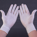 disposable powdered smooth examination latex glove suppiler