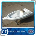 Alibaba China small cheap fishing quick boats fiberglass