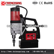 industry core drilling machinery with magnetic base OB-800/3RL-E