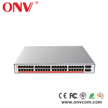 48 port 10G Port isolation/flow control/speed limit, Storm control, QOS, ACLs POE switch