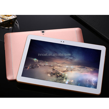 10.1 inch Quad-core unlock 4G tablet with sim card / 4G lte tablet pc china supplier