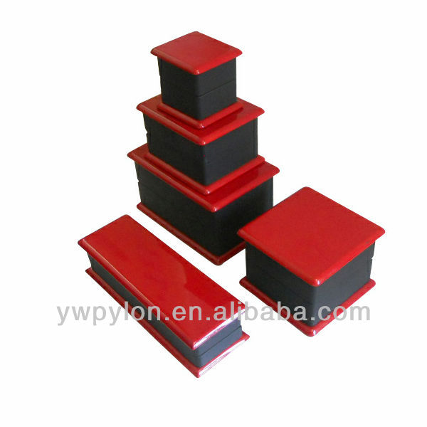 wholesales fashion wooden jewelry box / sets / case