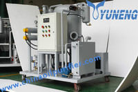 YUNENG ZJC Series Dirty Car Lubrication Oil Cleaning Filter Equipment