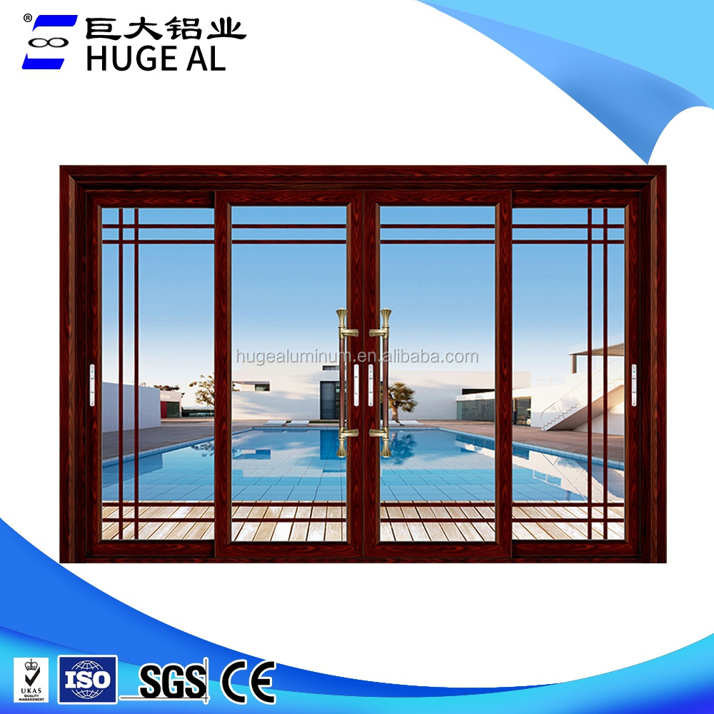 Wholesale high quality aluminium doors window manufacture