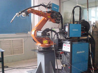 digital control electron beam welding machine