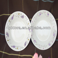 white ceramic plates bulk,restaurant dishes,set ceramic dishes.home plates dishes / plastic dish / fancy melamine