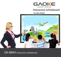 Portable cheap Smart boards smart whiteboard IR Interactive Whiteboard for education hot sale Infrared Whiteboard for classroom