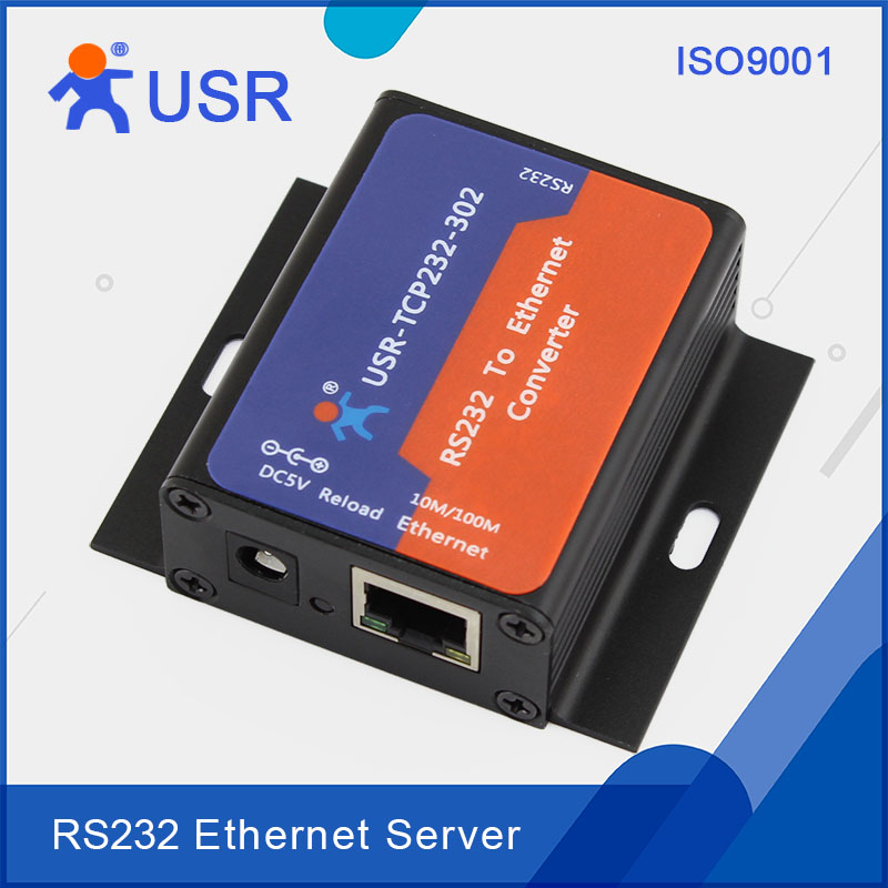 RS232 serial to ethernet, Serial TCP IP Module Converter