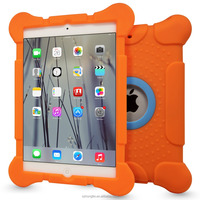 tablet case 7inch shockproof silicone case for ipad air 2 case