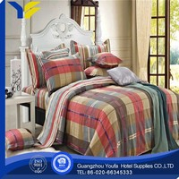 China wholesale patchwork plain polycotton usa bedding bed sheet