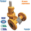 Direct-acting Gas Pressure Regulator Valve for CNG