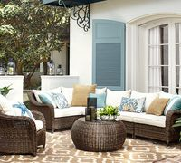 Alibaba China Supplier outdoor wicker furniture of rattan