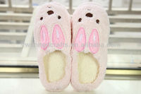 Lovely Nude Kids Indoor Slippers Plush Toy Custom Slipper