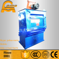 Q32 tumble belt shot blasting machine/tumble blast machine/small shot blasting machine