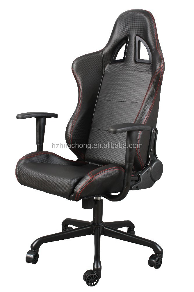 Simple bureau course chaise voiture de course chaise de for Chaise de voiture