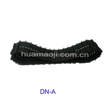 snowmobile rubber track/excavator undercarriage parts