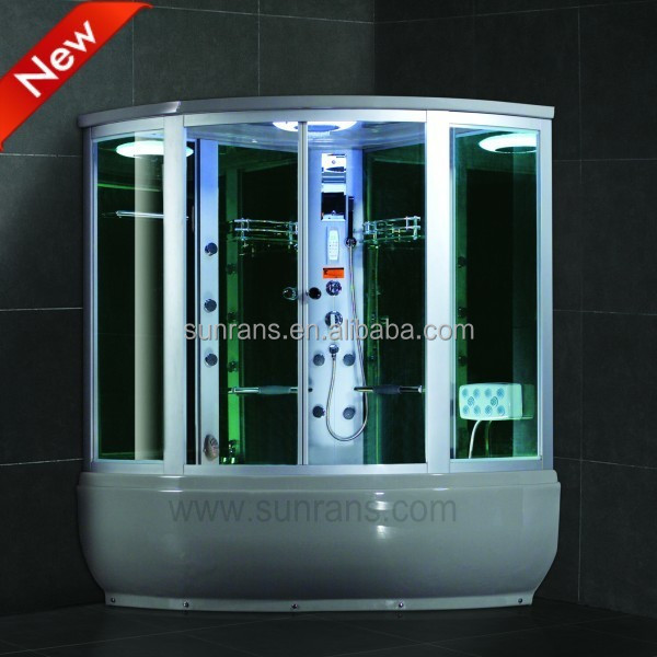 Captivating Hot Sale Corner Shower Lowes Steam Shower Whirlpool Combined   Buy Steam  Shower Whirlpool Combined,Lowes Steam Shower,Shower Steam Product On  Alibaba.com