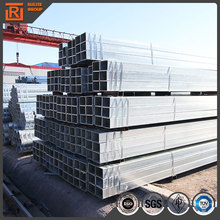 Building Materials Quare Galvanized Hollow Section Steel Pipe Price agriculture farming square pipe