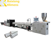 plastic machinery high extruding speed dual stand UPVC/PVC Pipe machine manufacturer