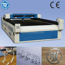 corte con agua NDJ-1530-260W laser machine for processing metal and nonmetal