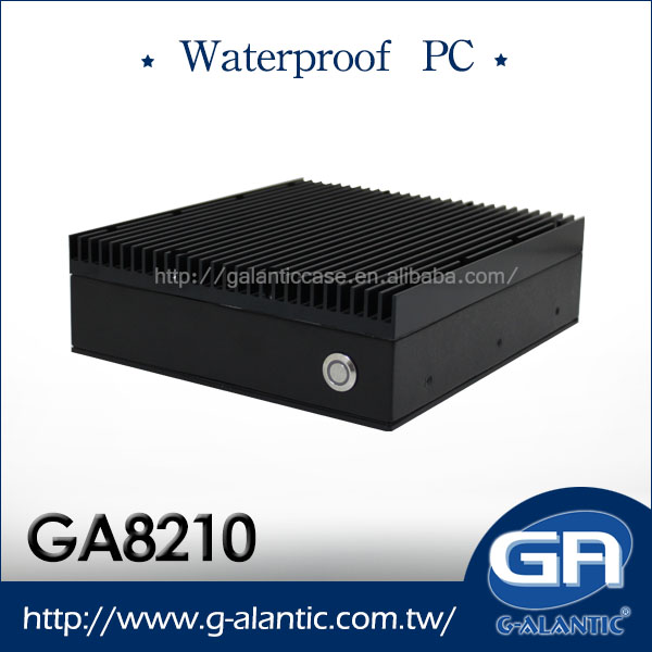 GA8210 - IP67 Waterproof Fanless Embedded PC System
