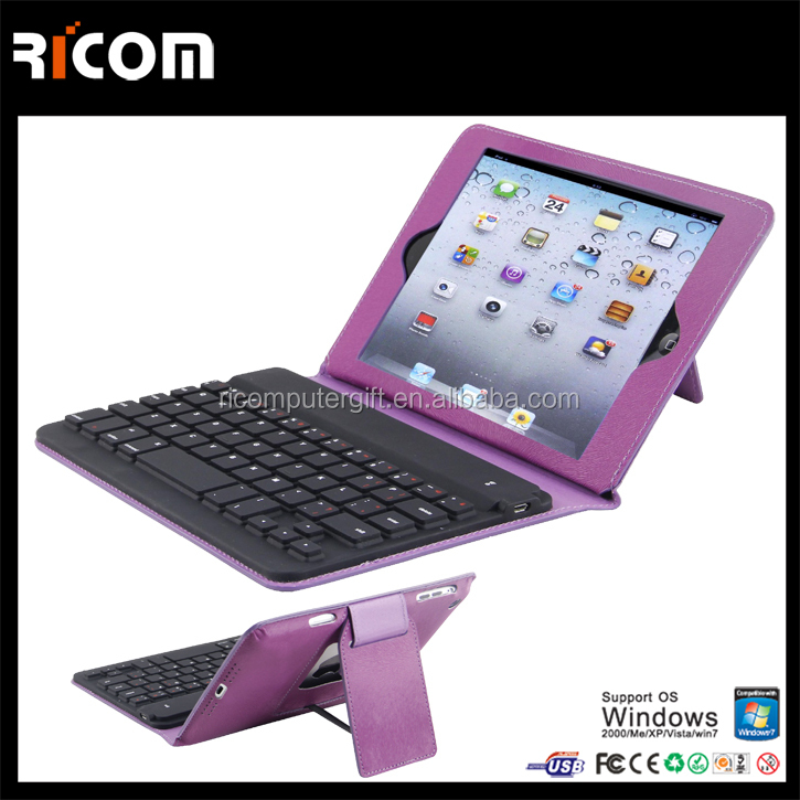 keyboard case for samsung galaxy note,arabic keyboard case for ipad,leather case for ipad--BK514--Shenzhen Ricom