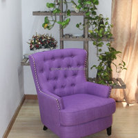 Luxury Cheap Single Sofa Chair Leisure