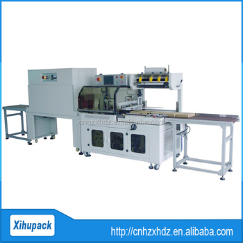 Hot sell ASS-5545C+BS-5030 Automatic Sealing and shrinking Machine high quality