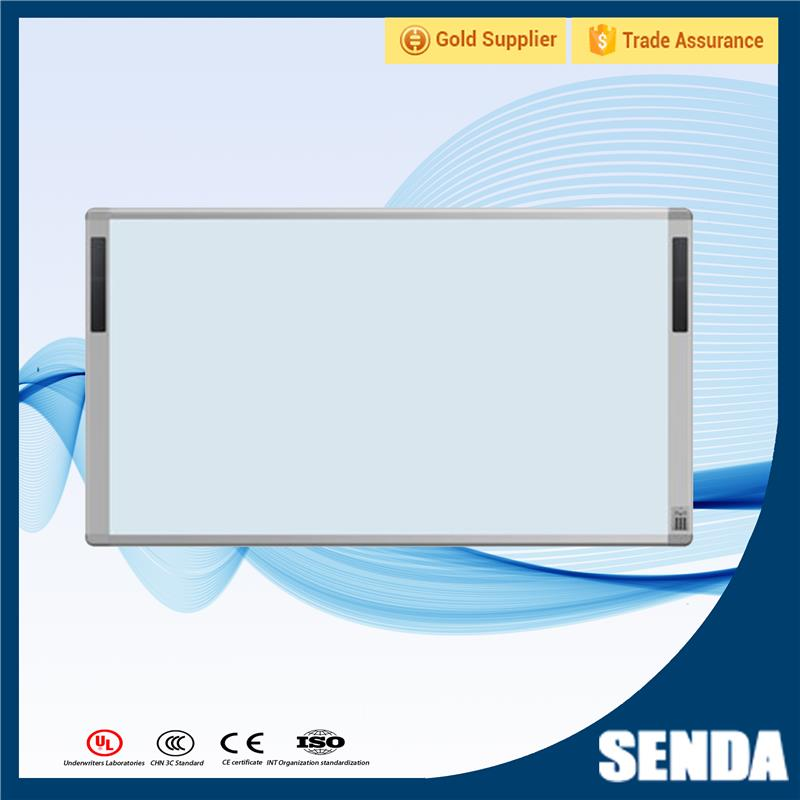 New Design Four User Infrared Electronic Whiteboard with Great Price