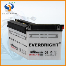 China supplier 6v motorbike battery