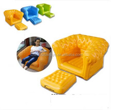 Factory inflatable cooler sofa , any shape design avaible
