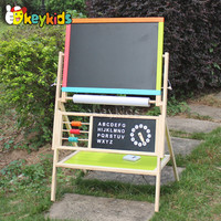 2016 Wholesale Kids Wooden Blackboard And