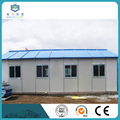 good price china smart prefab house fireproof waterproof steel structure sandwich panel modular home