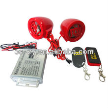 12 v motorcycle alarm /code learning motorcycle alarm system/anti-hijacking motorcycle alarm