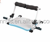 New fitness abdominal training machine, total core,wonder core