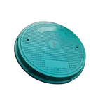 Energy saving anti-corrosion round 400mm 40T manhole cover