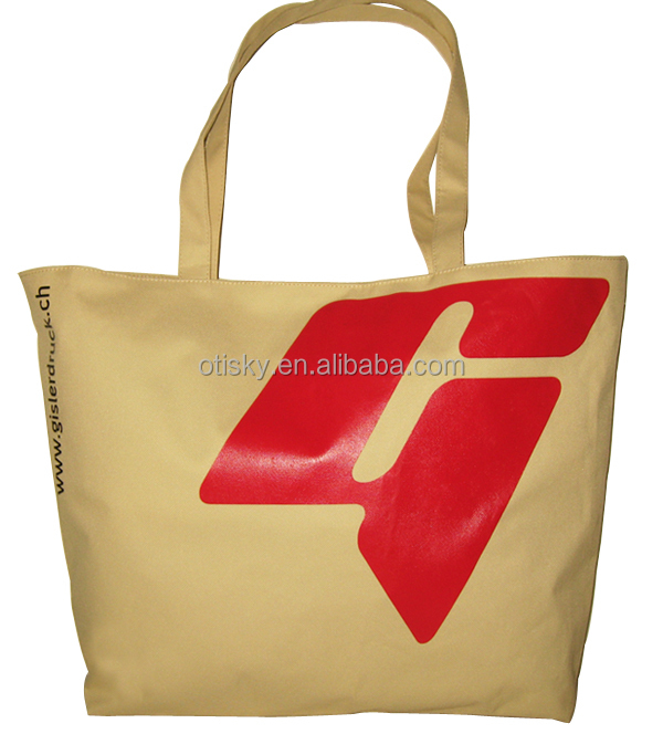 Outdoor beach tote bag promotional/beach tote bag