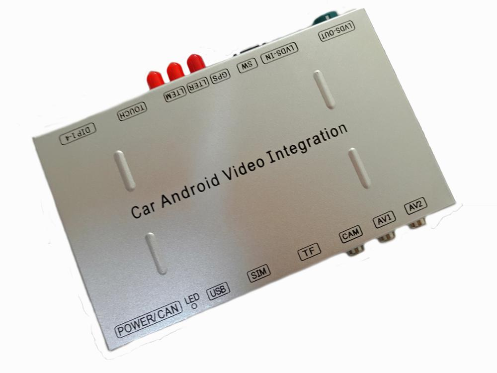 Hotsale Cadillac XTS XT5 CT6 Video Interface Box with high speed 4G metwork