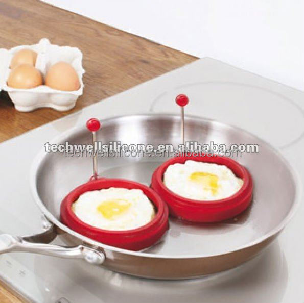 Silicone Egg and Pancake Rings