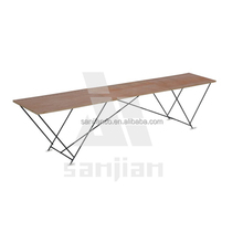3 Sections 3M Wooden Wallpaper Pasting Table