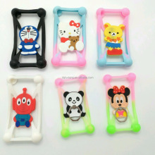 Mobile Phone Universal Silicone Sleeve,Custom Lovely Phone case