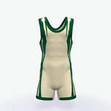Cheap custom sublimated wrestling singlets