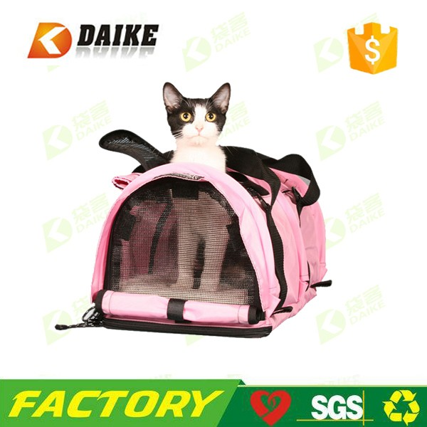 Factory Custom professional Excellent Quality pet carry bag