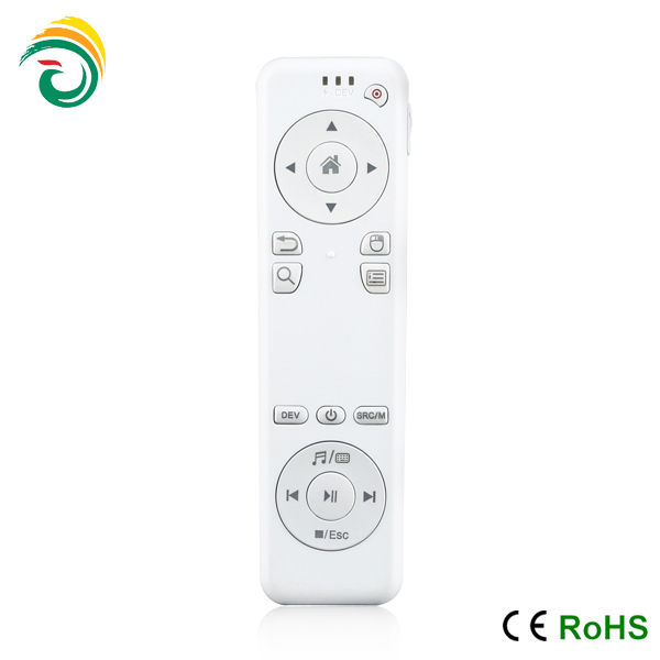 universal smart tv remote control keyboard with USB interface
