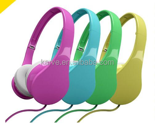 Stereo Music wired Earphone Used for Mobile Phone ,MP3 ,Laptop. Hot Selling Adjustable Headset