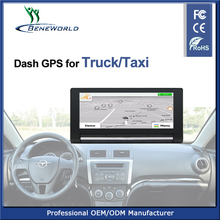 Big screen 6.86 inch On-Dash GPS navigation with 3G internet FHD 1080P DVR with GPS Navigation system
