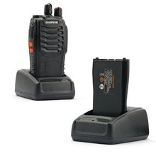 WHOLESELLING Baofeng BF-888S Two Way Radio Ham Transceiver Color: Black