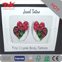 Sparkle Glitter strass skin jewels/Decal on skin jewel tattoos