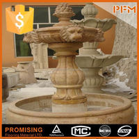 Beautiful & good quality garden fountain with horses